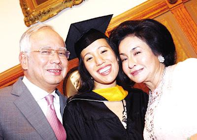 Nooryana Najwa Najib Rosmah