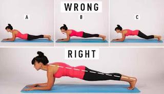 Inilah 5 Hal Yang Akan Terjadi Ketika Anda Melakukan Plank