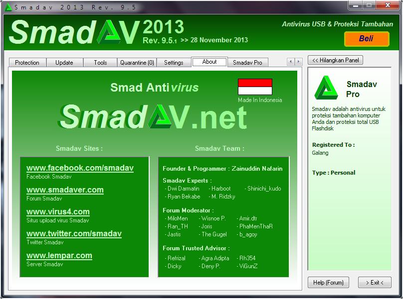 SmadAV 9.5.1 Pro Full Version