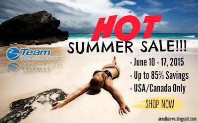 Beachbody Summer Sale 2015 - Shop Team Beachbody Sales Now