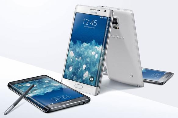 Spesifikasi Harga Samsung Galaxy Note EDGE terbaru 2015