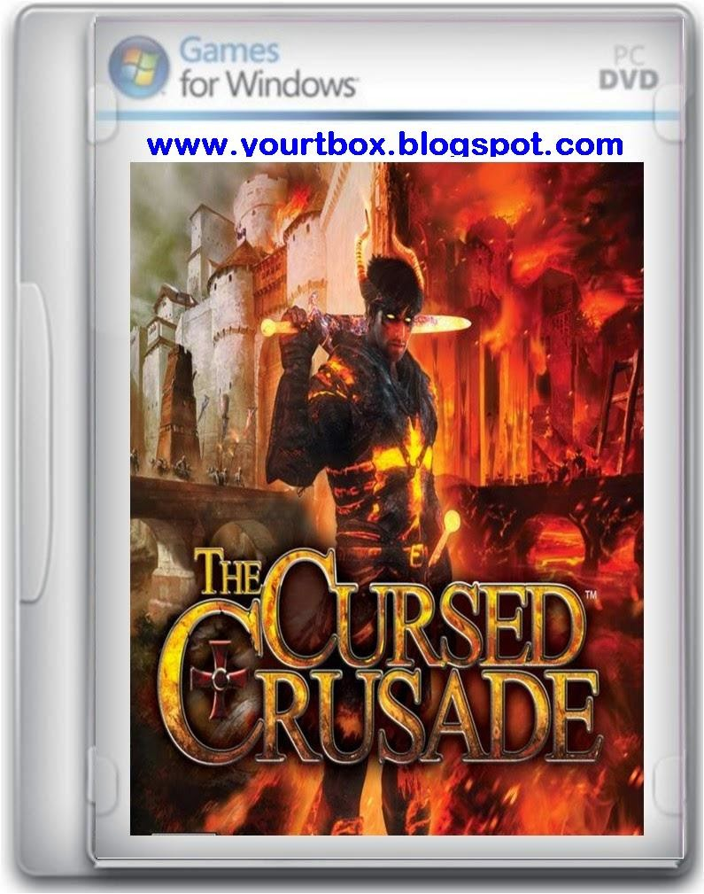 How to download and install The Cursed Crusade for pc game