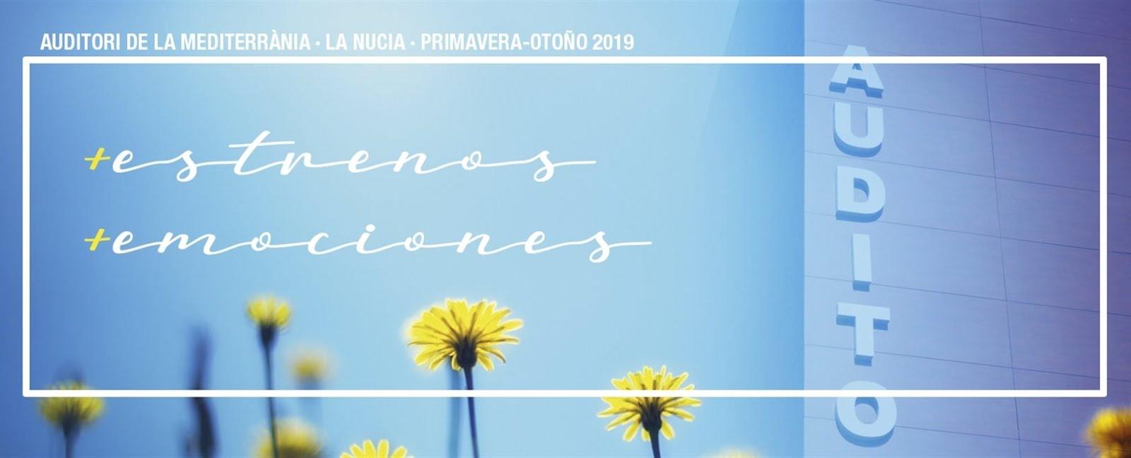 AM: +EMOCIONES +ESTRENOS 2019