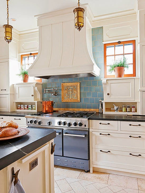 rustic french country kitchen backsplash Kitchen backsplash- Inspirations - FRENCH COUNTRY COTTAGE