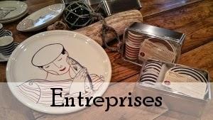 Les entreprises Bretonnes