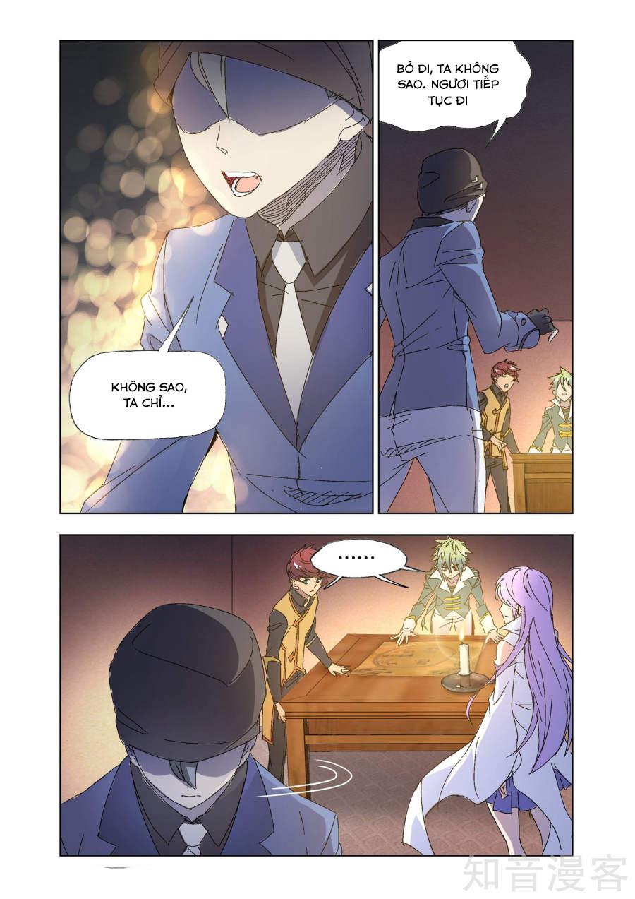 Cuồng Thần Chapter 58b - Hamtruyen.vn