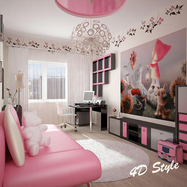 no1sassygrlmail day dreaming about pink desks