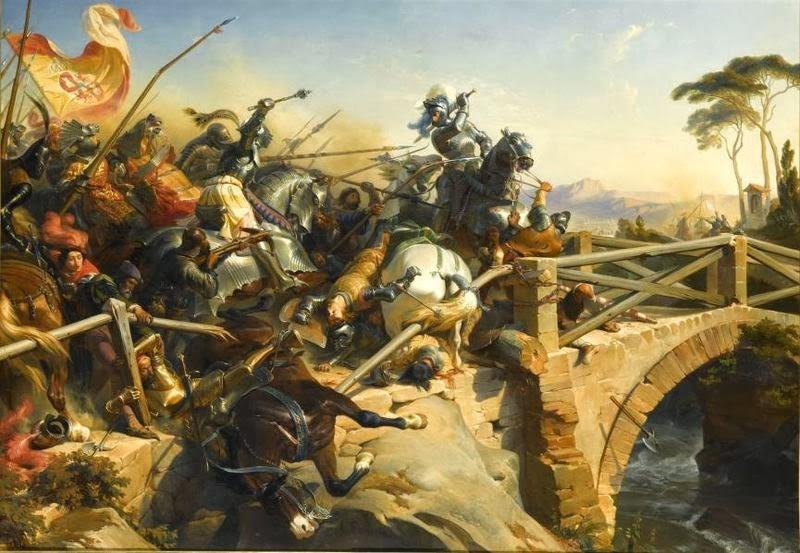 Batalia de la Garigliano 1503