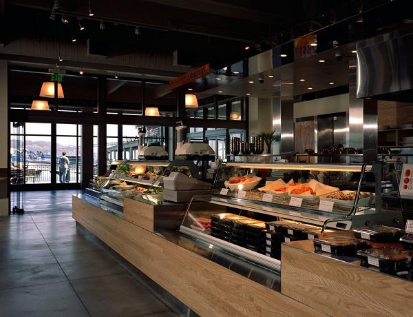 Restaurante japonês Delica em San Francisco