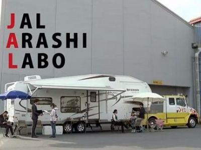 Arashi na JAL