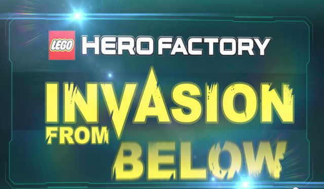 Screenshot LEGO® Hero Factory Invasion