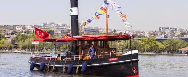 Rosalie steam boat