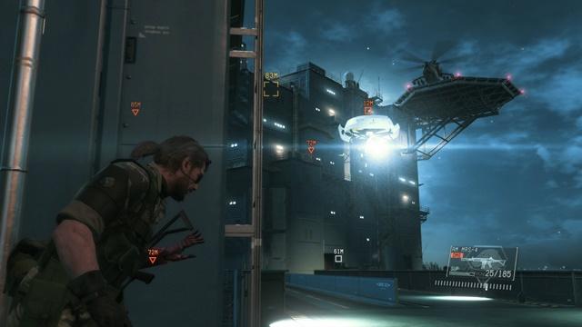 Metal Gear Solid V Phantom Pain PS3 Español