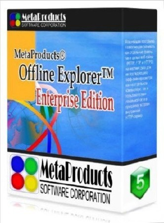 MetaProducts Offline Explorer Enterprise 6.4.3860 SR1 Multilingual.