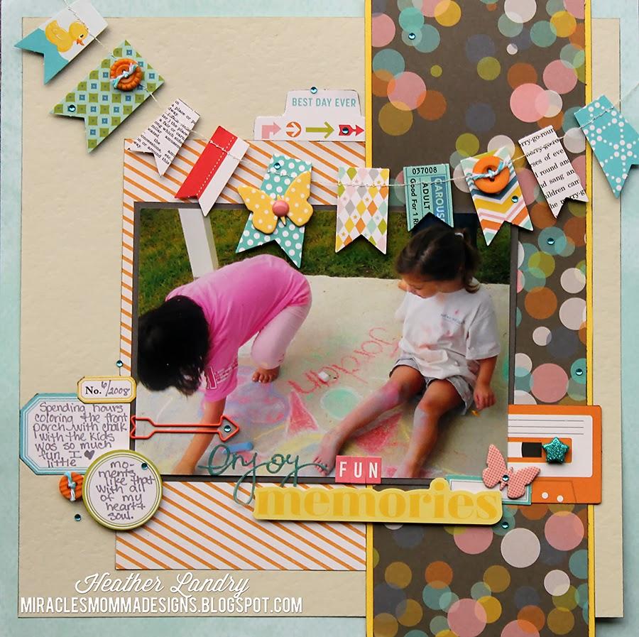 Chalk_Art_Scrapbook Page_Scraptastic_Banner