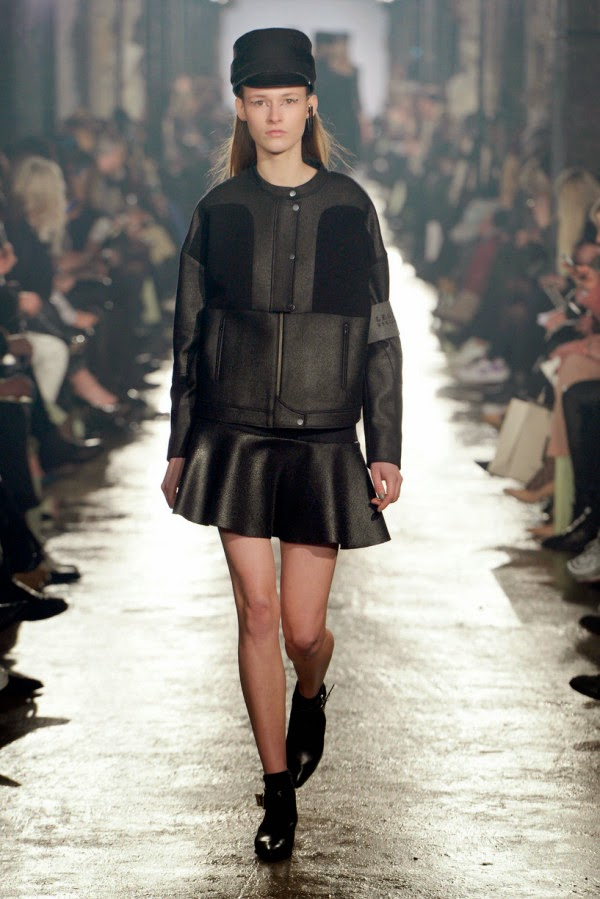 Leather Skirts For Autumn Winter 2015 2016 womenfashionstylex 2015 Deri Etek Modelleri,mini deri etek kombinler,2015 deri modası bayan