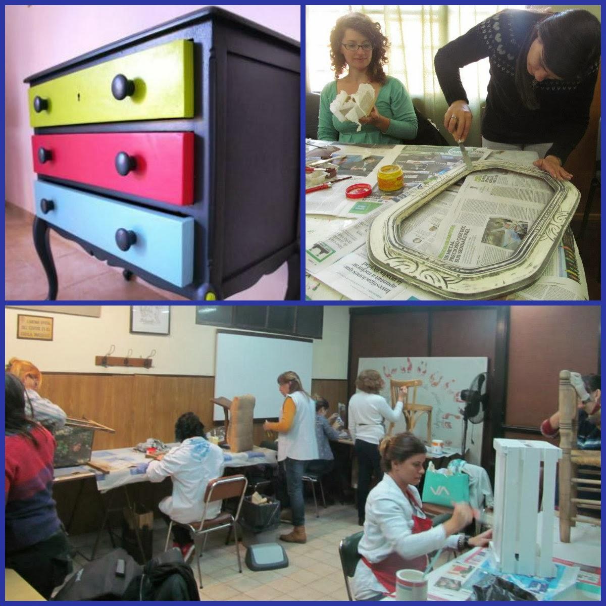 Academia sapiens taller de restauraci n de muebles y for Taller de restauracion de muebles