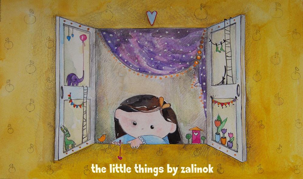 the little things by zalinok