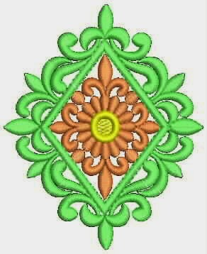 Embdesigntube traditional lithuanian applique embroidery designs - Appliques exterieures ontwerp ...