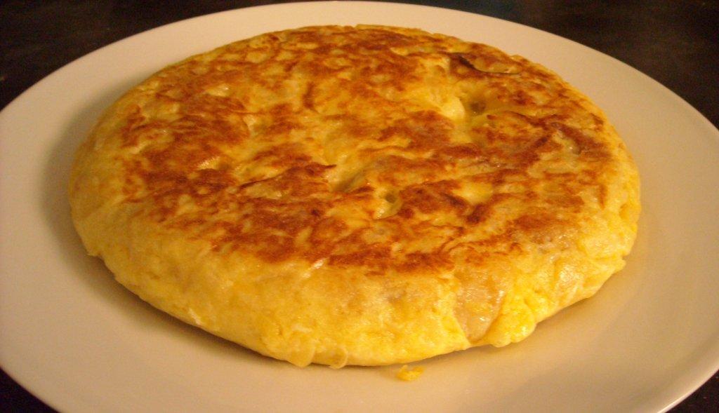 La página de Skaramandra: Oda a una tortilla española