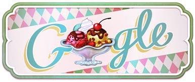 Google Celebrates 119th Ice Cream Sundae Anniversary