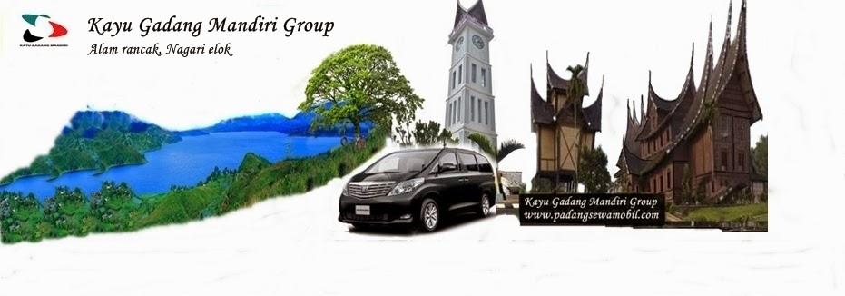 Jasa sewa mobil Kayu Gadang Mandiri di Padang