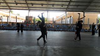 Projeto Dança nas Escolas 2011