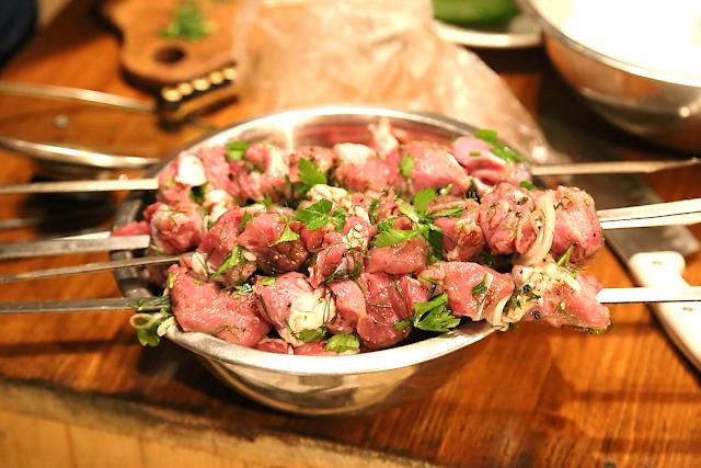шашлык из баранины рецепт как мариновать шашлык