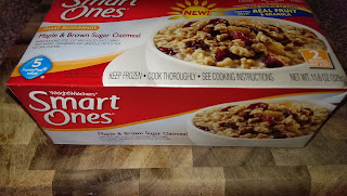 Smart+Ones+Oatmeal New Smart Ones Oatmeal Review