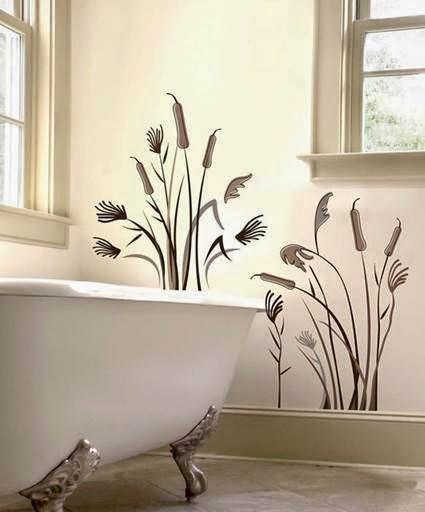 Decoracion Baños Vinilos: ] Cambiamos el aspecto del baño con vinilos – blogs de Decoracion