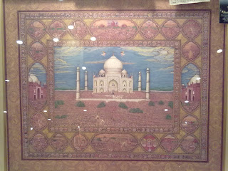 tajmahal painting worth 5cr