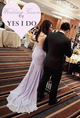 ♥ Wedding Evening Gown: Sponsored by Yes I Do