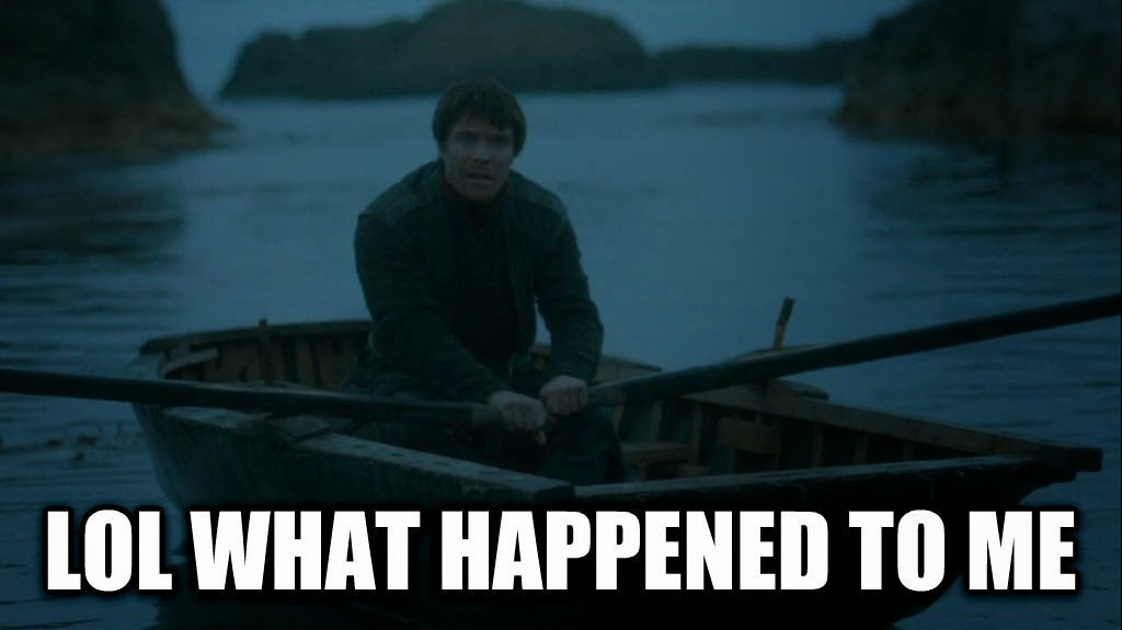 #GameOfThrones Where The Hell Is Gendry? Meme