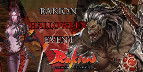 Rakion Halloween Event This October 2014