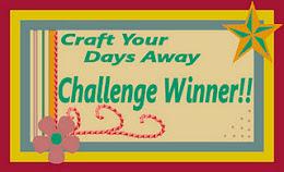 Challenge 39 Door hanger
