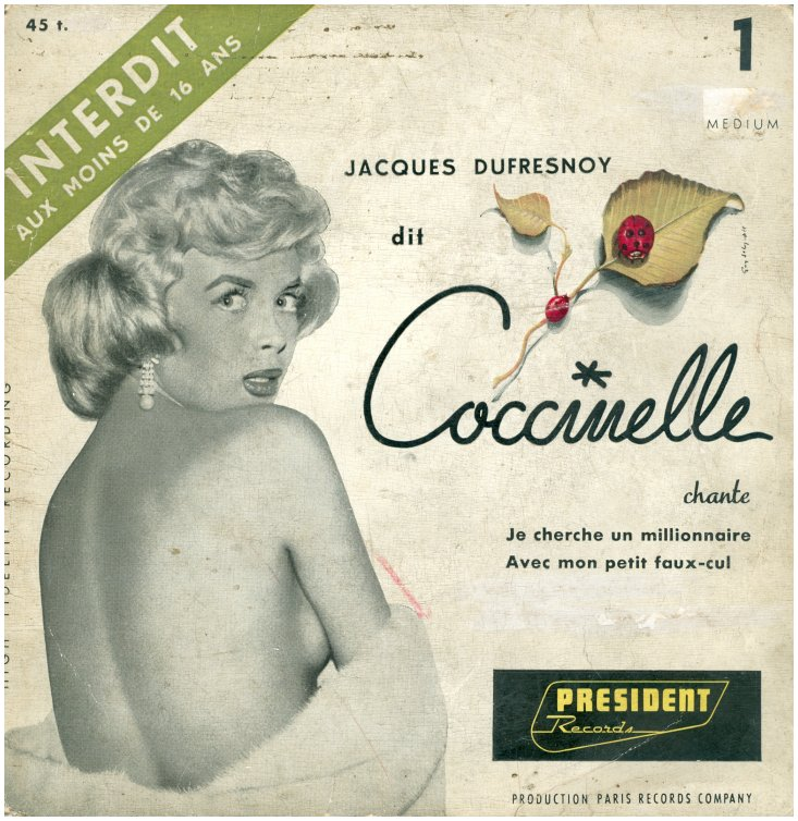 coccinelle transsexual