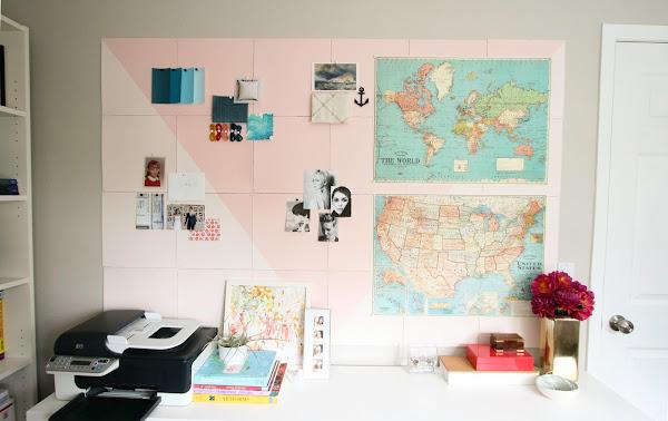 DIY Moodboard / Organizador