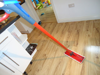 The Vileda 1 2 Spray Mop
