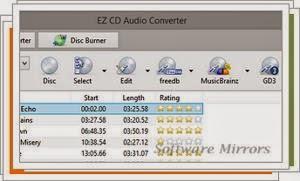 EZ CD Audio Converter 2.0.6.1 Download