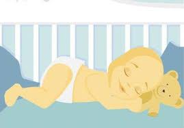 Jangan Biasakan Bayi Tidur di Gendong Atau Diayun