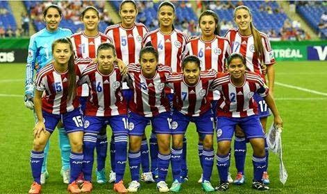 Paraguay sub 20-Francia sub 20