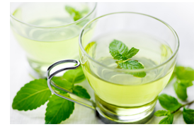 Ceraminic: Fresh Mint Tea