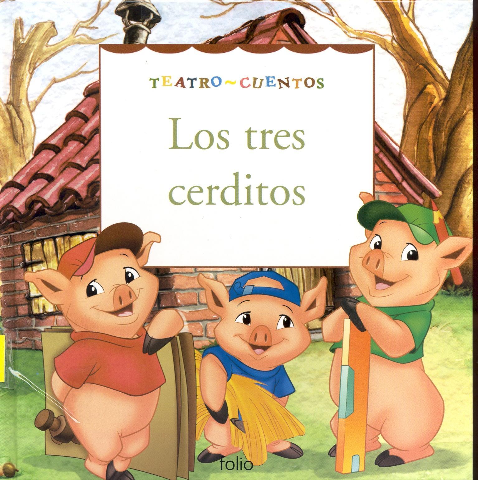 libro tres: