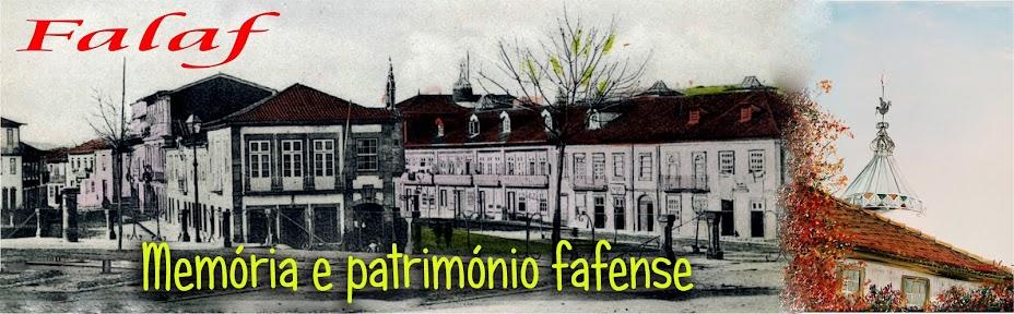 FALAF MEMÓRIA E PATRIMÓNIO FAFENSE