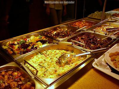 Maotai: Buffet