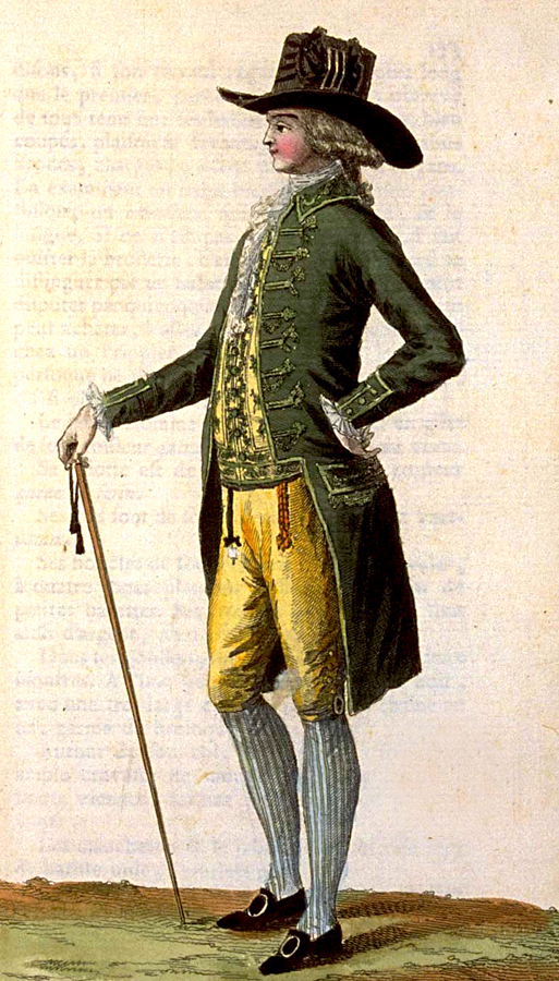 EKDuncan - My Fanciful Muse: 1785-1786 French Fashion ...