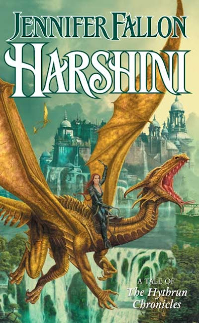 Harshini (Hythrun Chronicles: Demon Child Trilogy: Book 3)