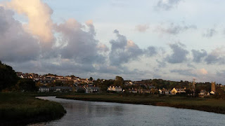 Dusk in Wadebridge