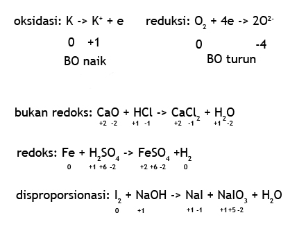 redoks Dasar dasar Reaksi Oksidasi dan Reduksi Sebagai Proses Transfer Elektron
