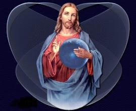 JESUS, ABENÇOE O MUNDO!
